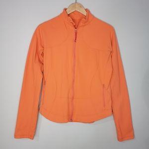 Lululemon Athletica Orange Size 10 Jacket
